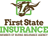 First State Bank Insurance Logo
